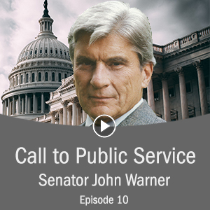 Cover for Call to Public Service