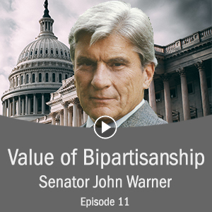 Cover photo for Value of Bipartisanship