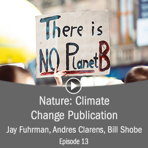 Cover photo for Nature: Climate Change