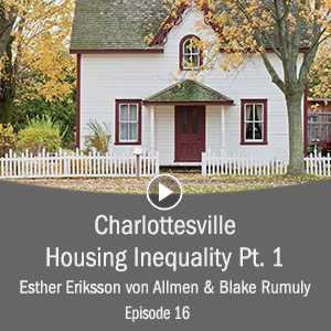 Cover Photo for Charlottesville Housing Inequality